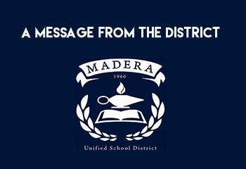 Madera Unified School District / Home Page.