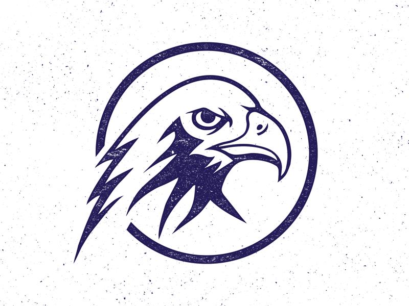 Eagle Eye logo mark by Joseph Bulger on Dribbble.