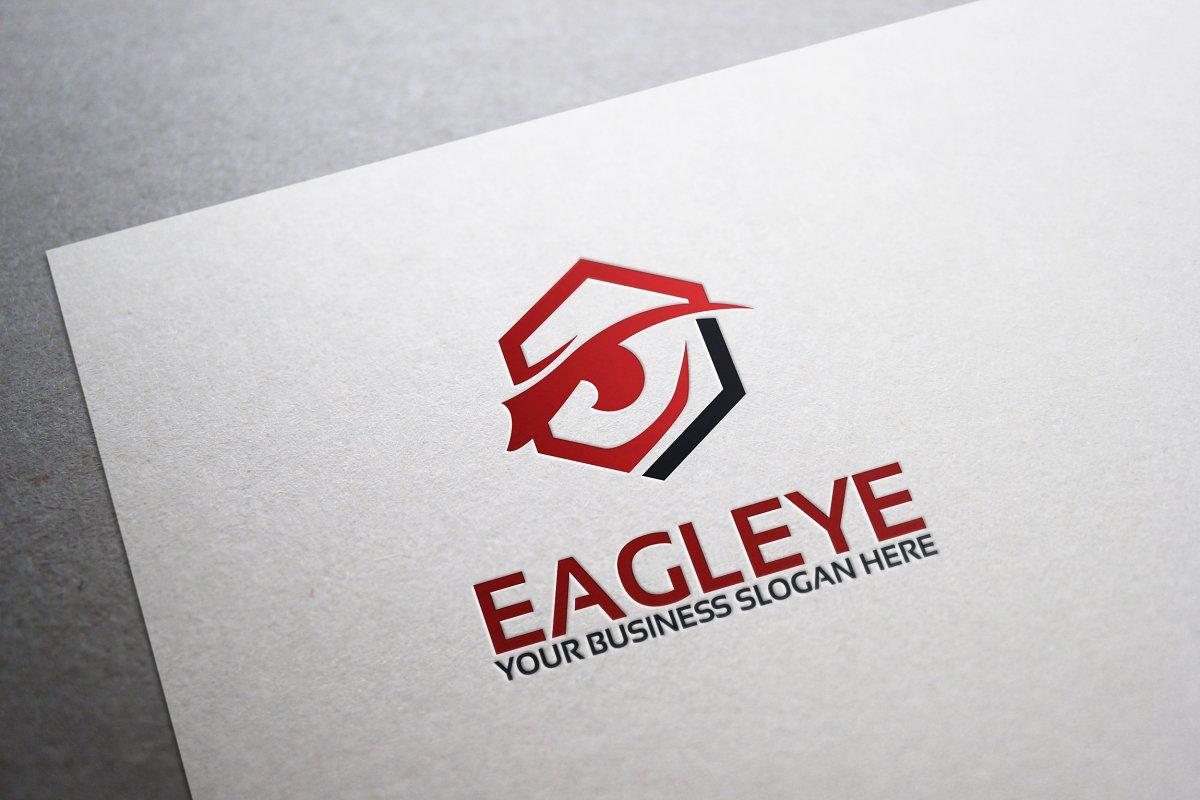 Eagle Eye Logo.