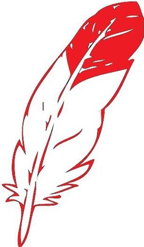 Eagle feather clipart free clip art images.