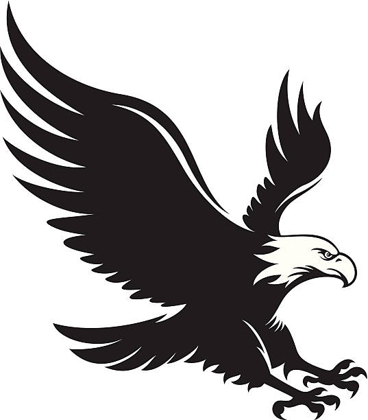 Eagle flying clipart 3 » Clipart Station.