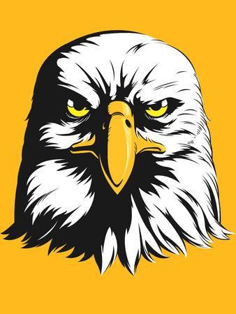 7,466 Eagle Head Cliparts, Stock Vector And Royalty Free Eagle Head.