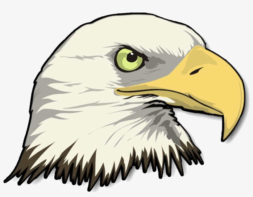 Png Stock Eagle Head Transparent Image.