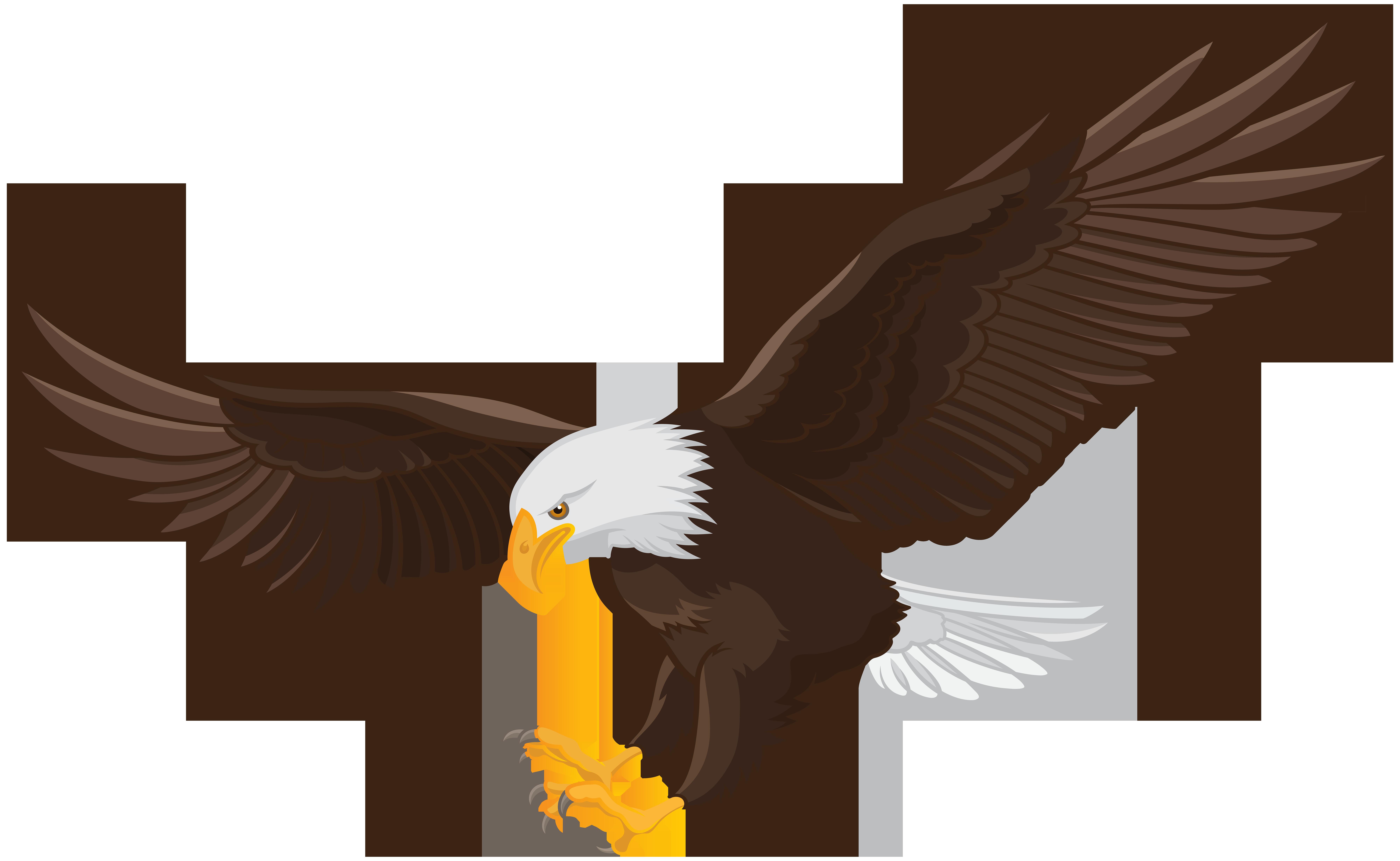 Eagle PNG Clip Art.
