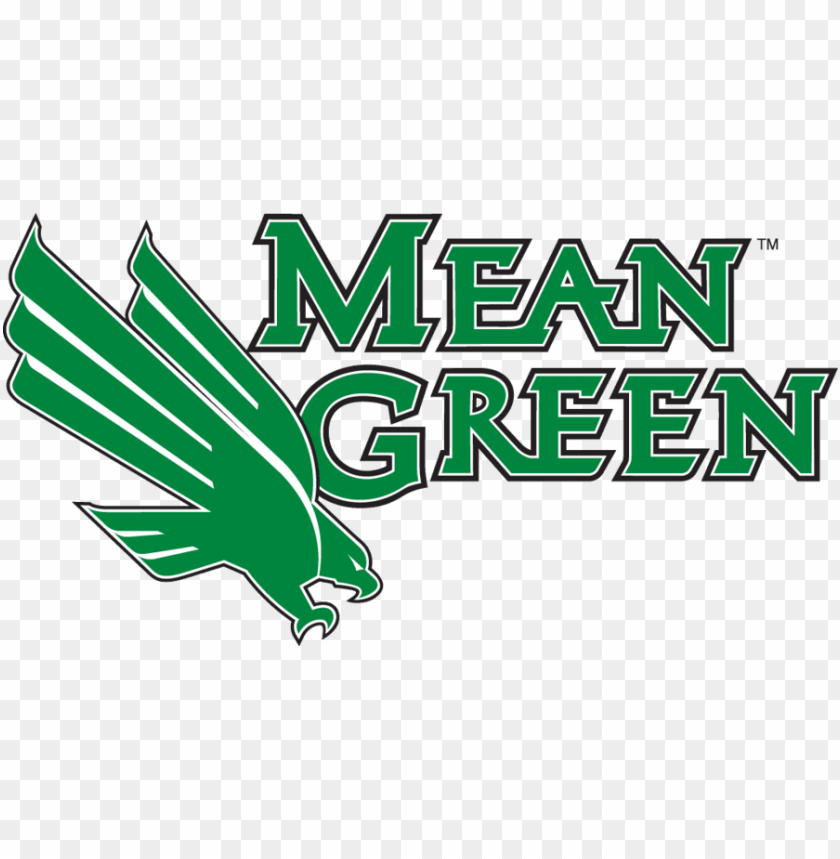 download university of north texas logo eagle clipart.