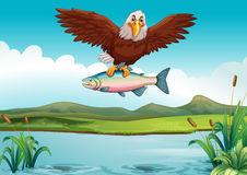 Eagle Lake Stock Illustrations, Vectors, & Clipart.