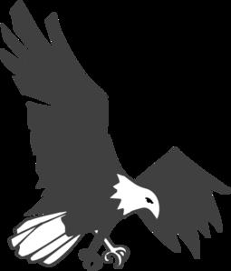 Landing Eagle Clip Art at Clker.com.