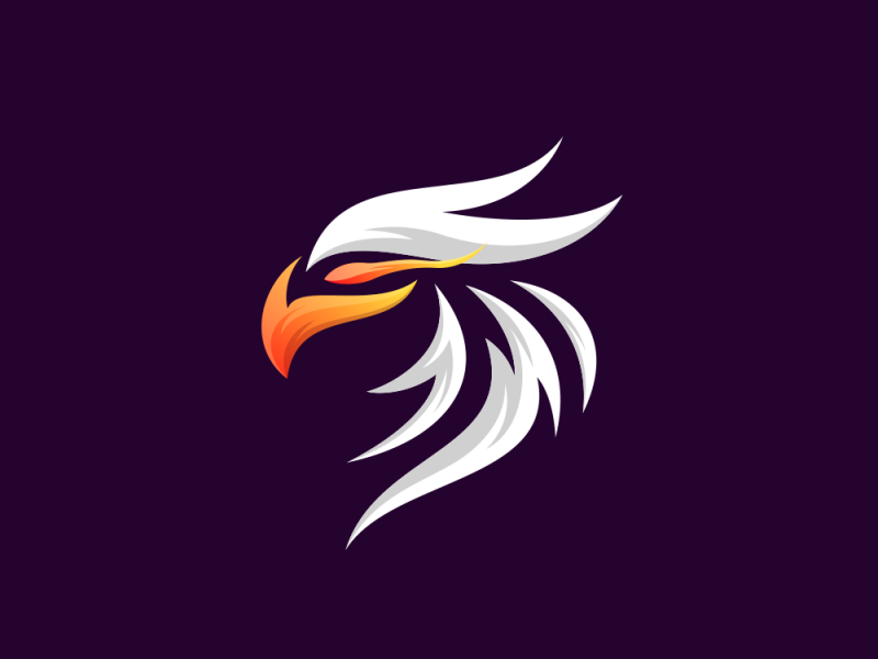 Eagle Logo Design by Garagephic Studio on Dribbble.