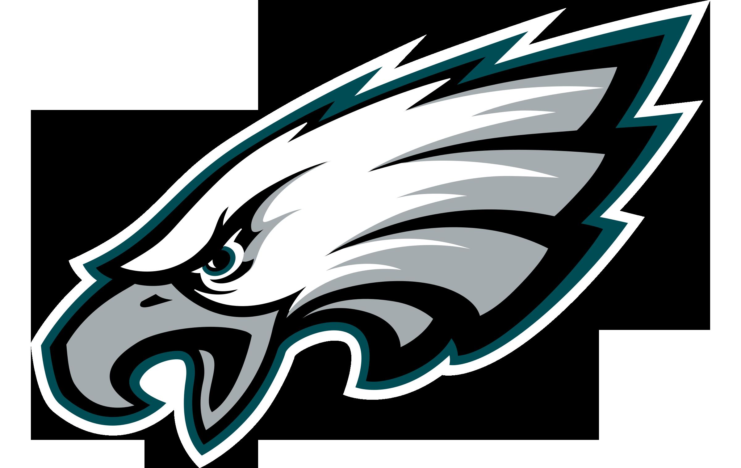 Philadelphia Eagles Logo PNG Transparent & SVG Vector.