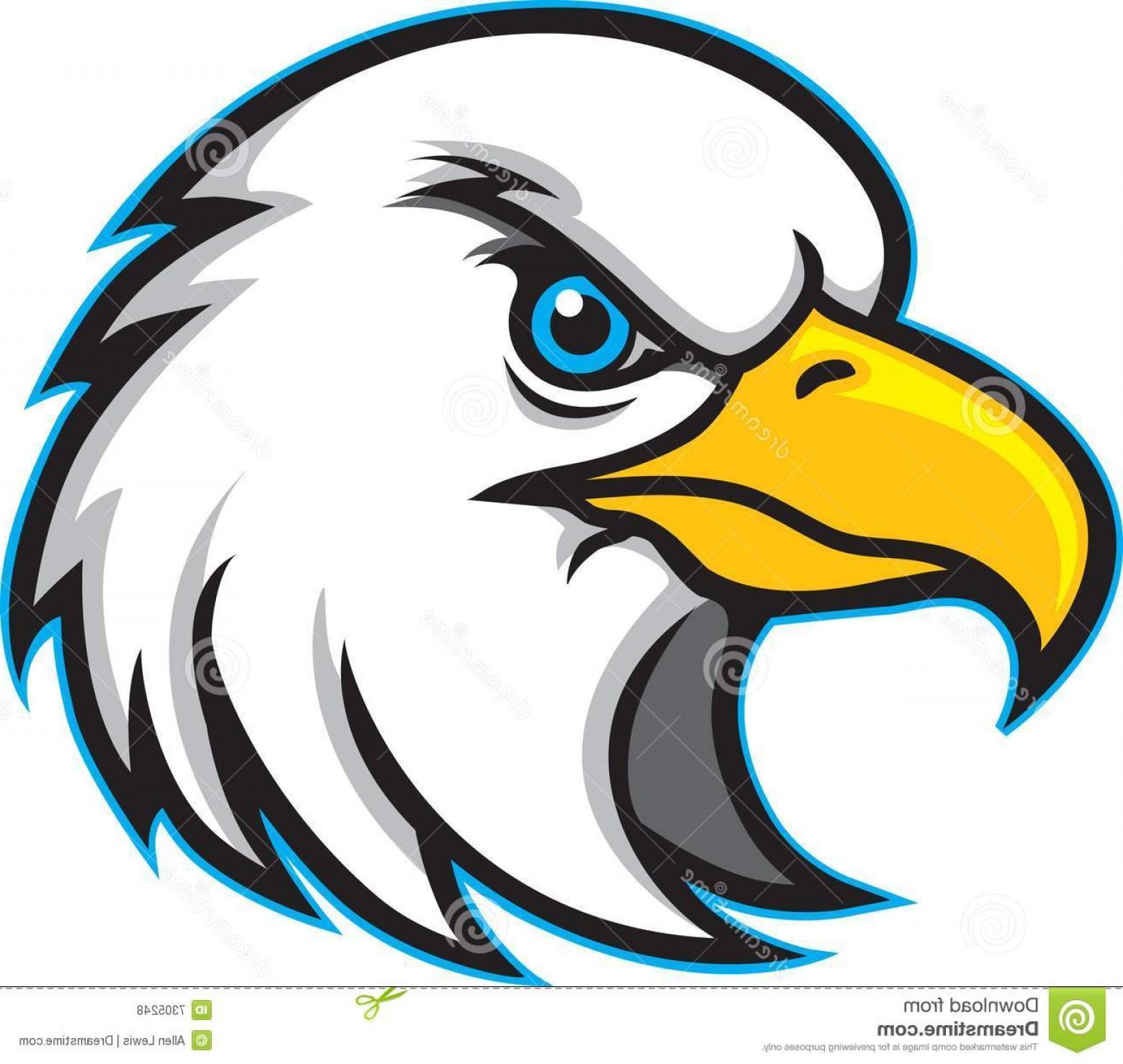 Royalty Free Stock Photos Eagle Head Mascot Logo Image.