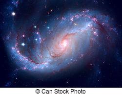 Stock Illustration of Pillars of Creation. Eagle Nebula in the.