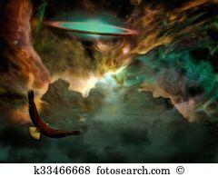 Eagle nebula Illustrations and Clipart. 17 eagle nebula royalty.