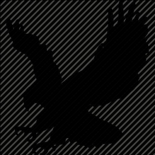 Icon Eagle Free Vectors Download #17408.