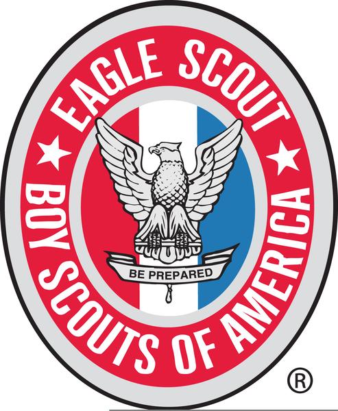 Eagle Scout Badge Clipart.