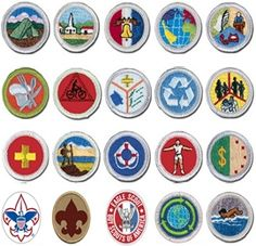 Merit badges clipart PNG and cliparts for Free Download.