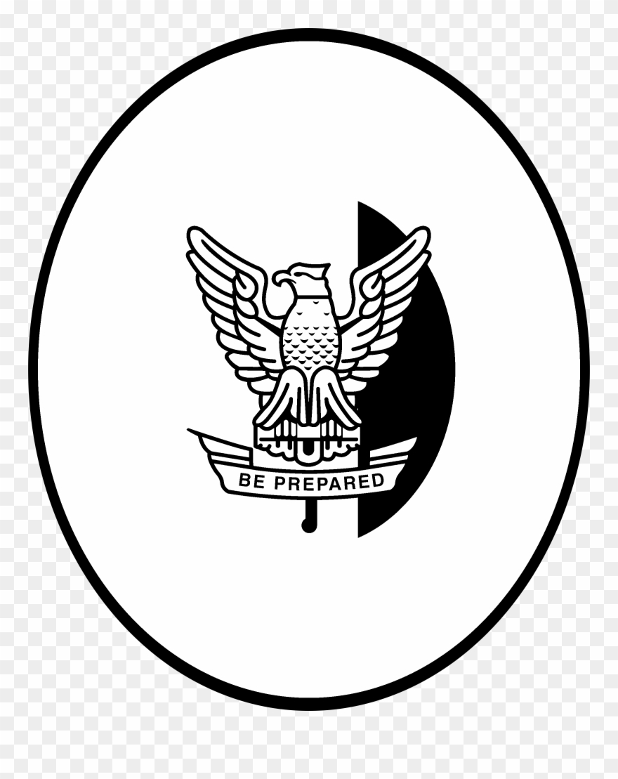 Best Hd Boy Scouts Eagle Scout Logo Black And White.