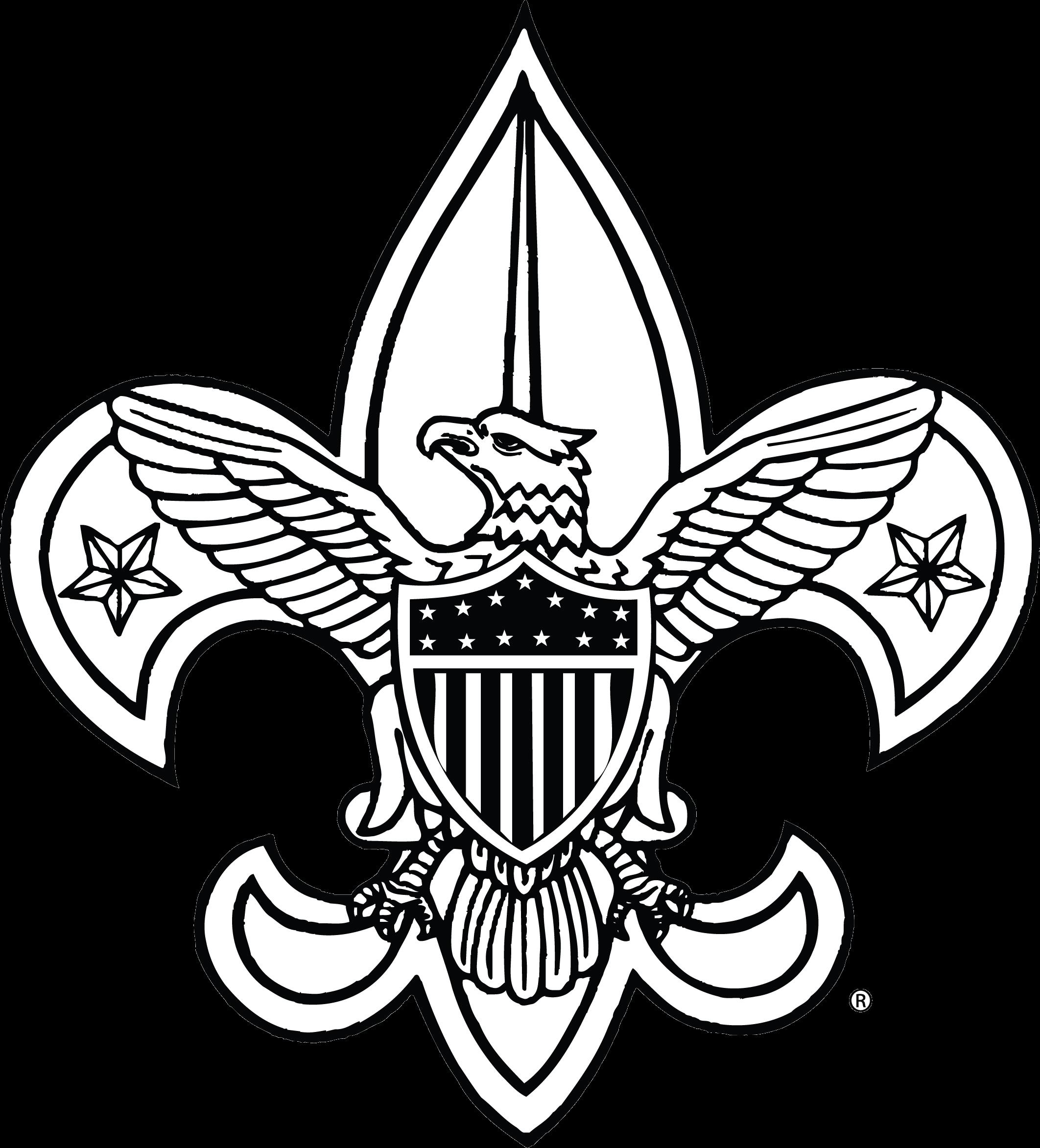 Eagle Scout Clip Art Boy Emblem Transparent Png.