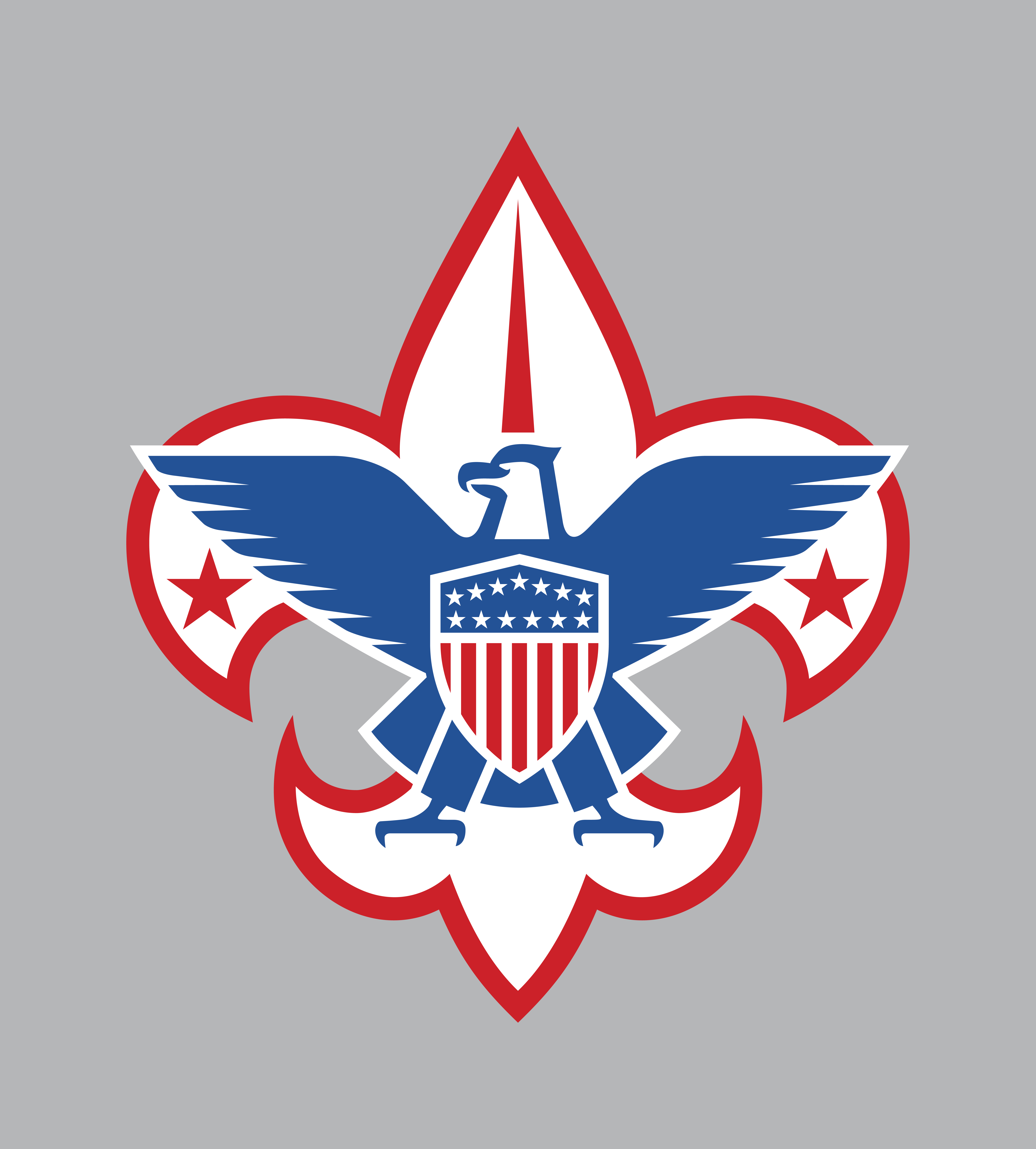 Boy Scout Logo clipart free image.
