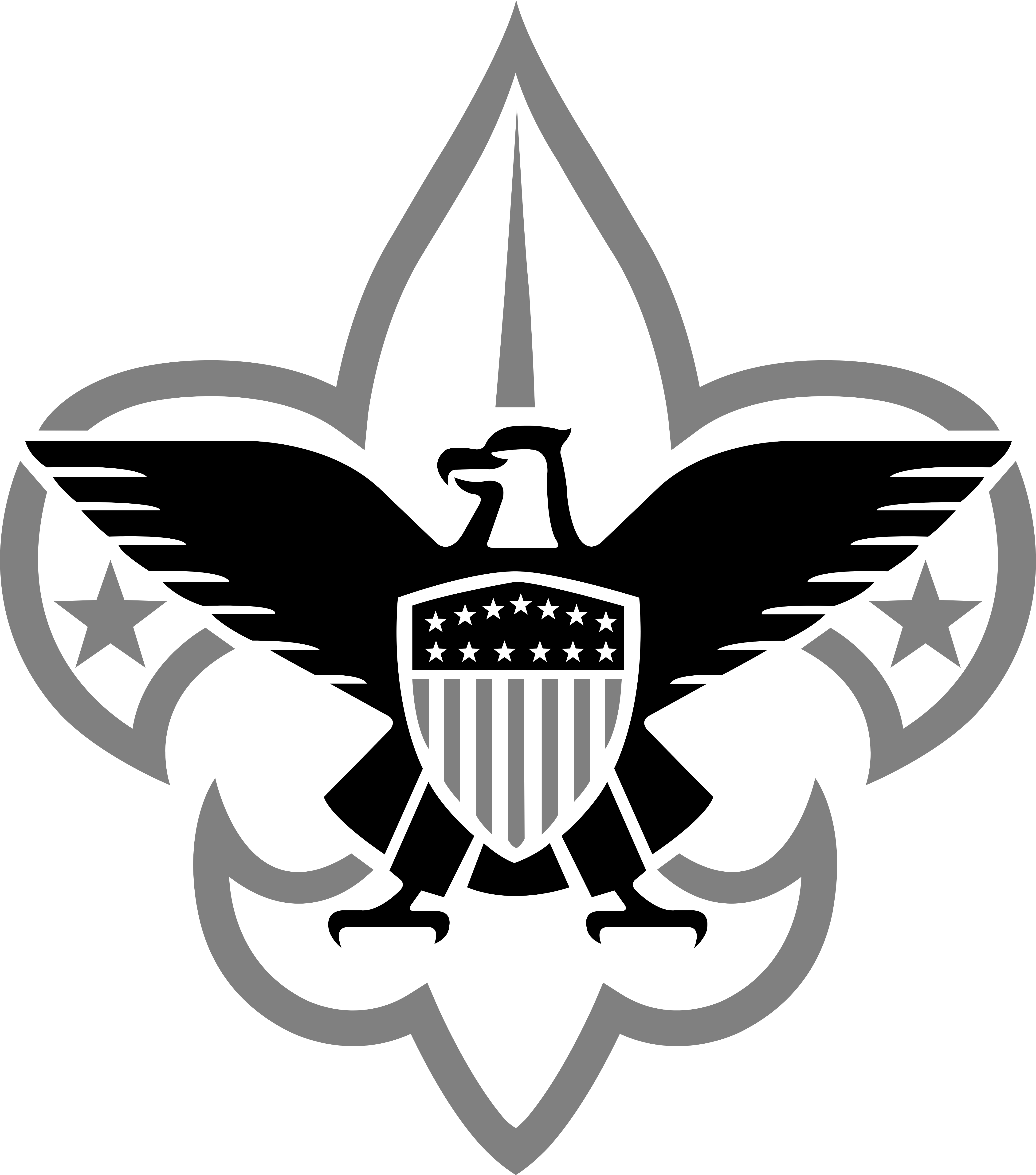 Boy scout logo vector clipart images gallery for free download.