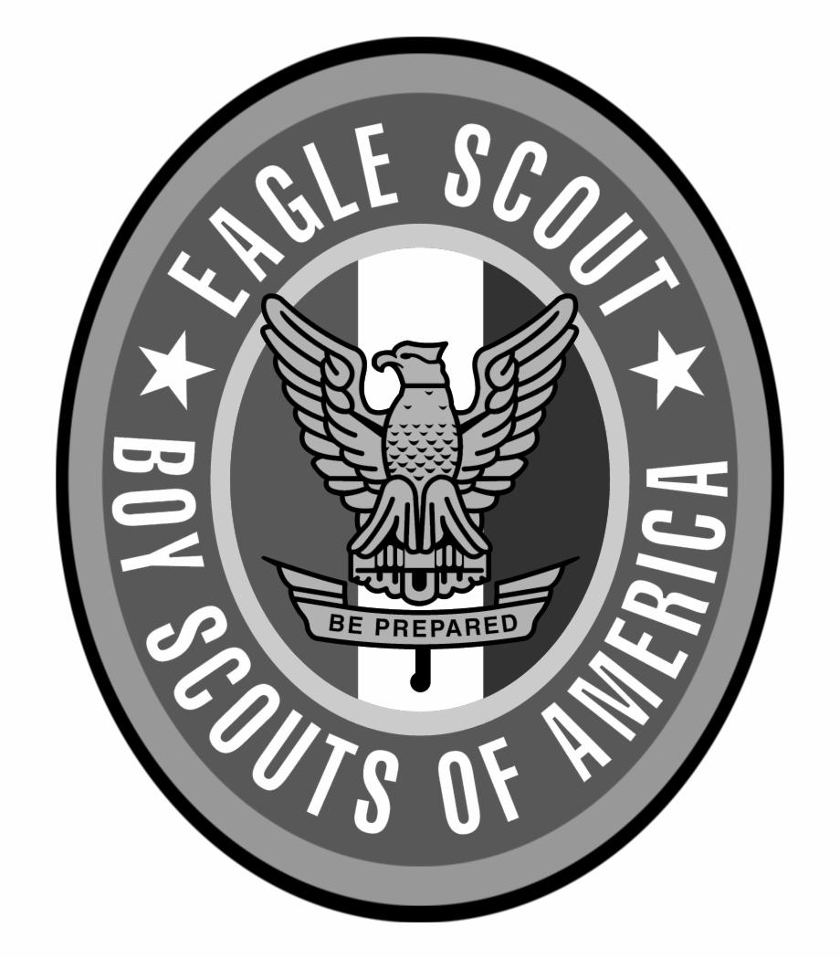 Boy Scouts Eagle Scout Vector.