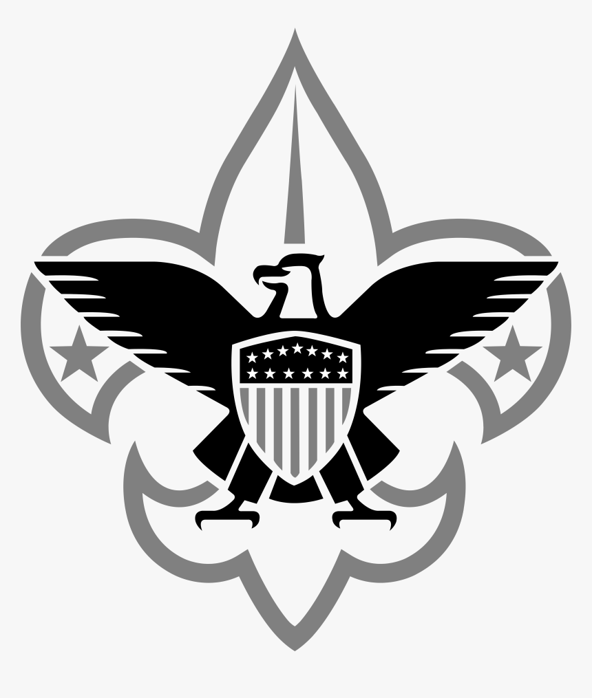 Boy Scouts Of America Symbol, HD Png Download.