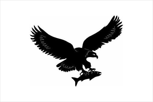 10+ Eagle Silhouettes.