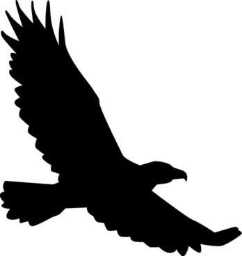 Eagle silhouette clip art free vector download (220,454 Free vector.