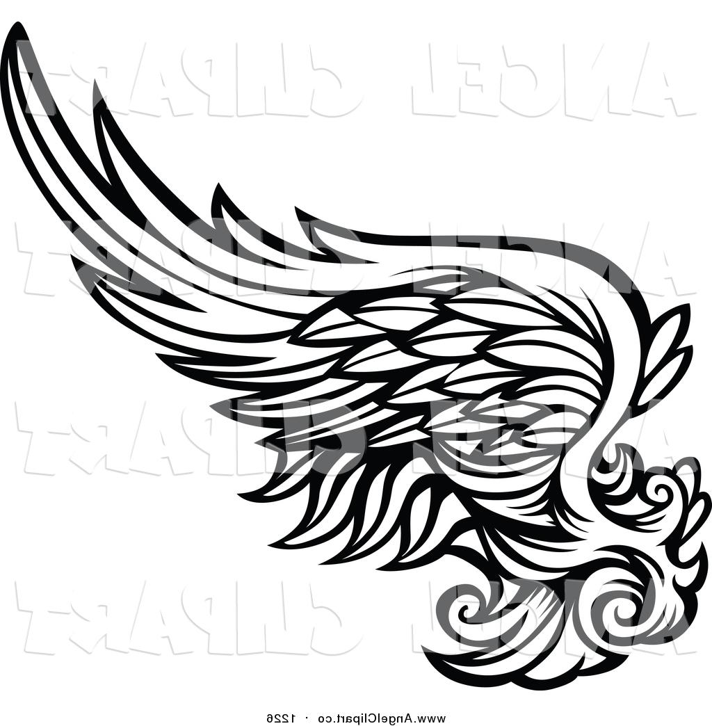 Eagles Wings Clipart.
