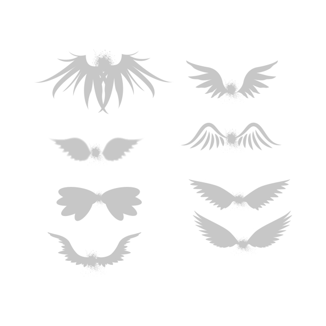 Eagle Wings PNG Images.