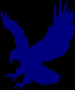 Blue Eagle Clip Art at Clker.com.