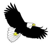 Go Eagles Clipart.