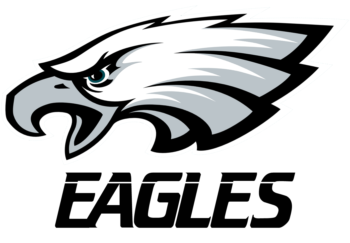 Philadelphia Eagles NFL Logo American football Sports.