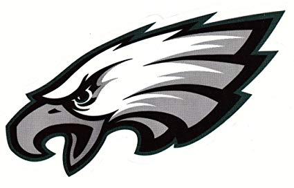 Amazon.com: fb 4 Philadelphia Eagles Die Cut Stickers NFL.