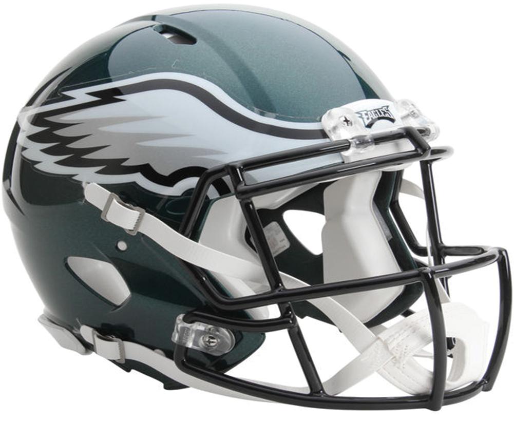 Philadelphia Eagles NFL Collectible Mini Helmet.