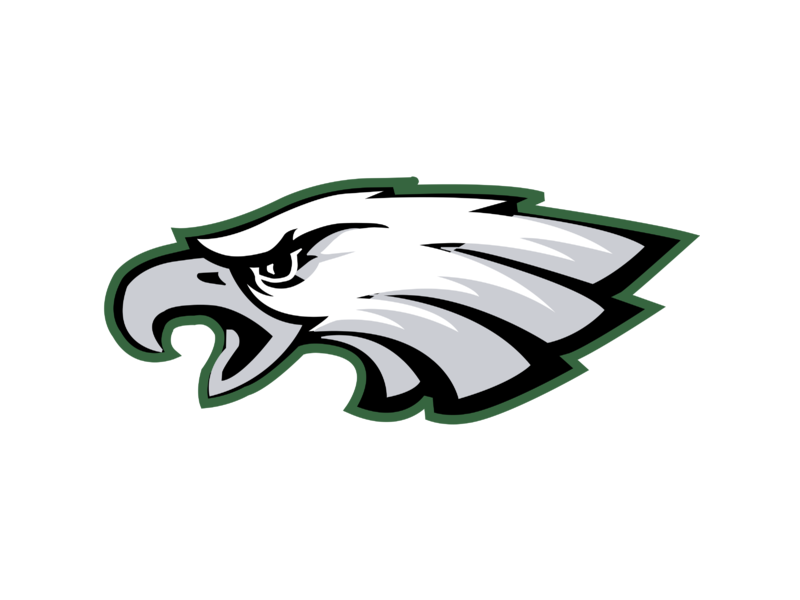 Philadelphia Eagles NFL Clip art Logo Vector graphics.