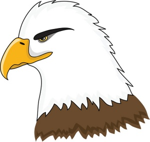 Eagle Nest Clipart Black And White.