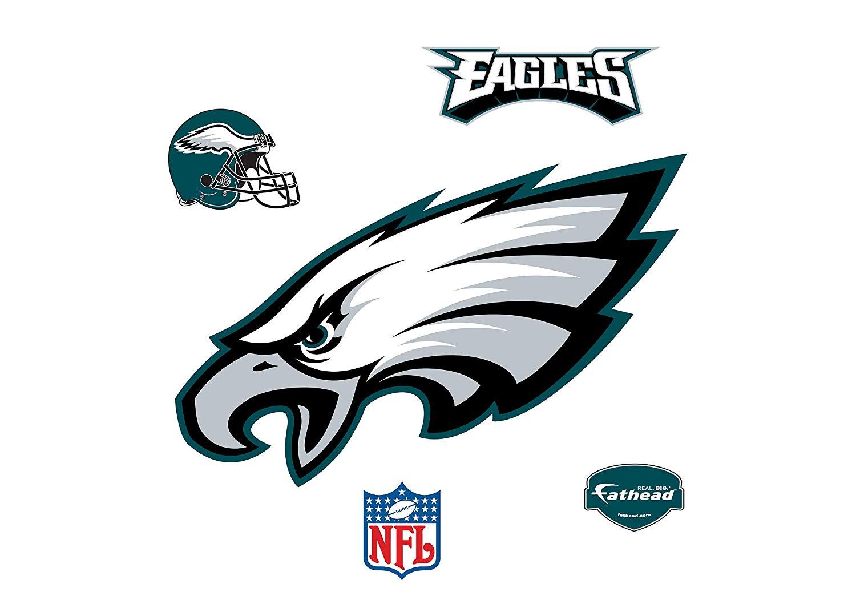 FATHEAD NFL Philadelphia Eagles Philadelphia Eagles.