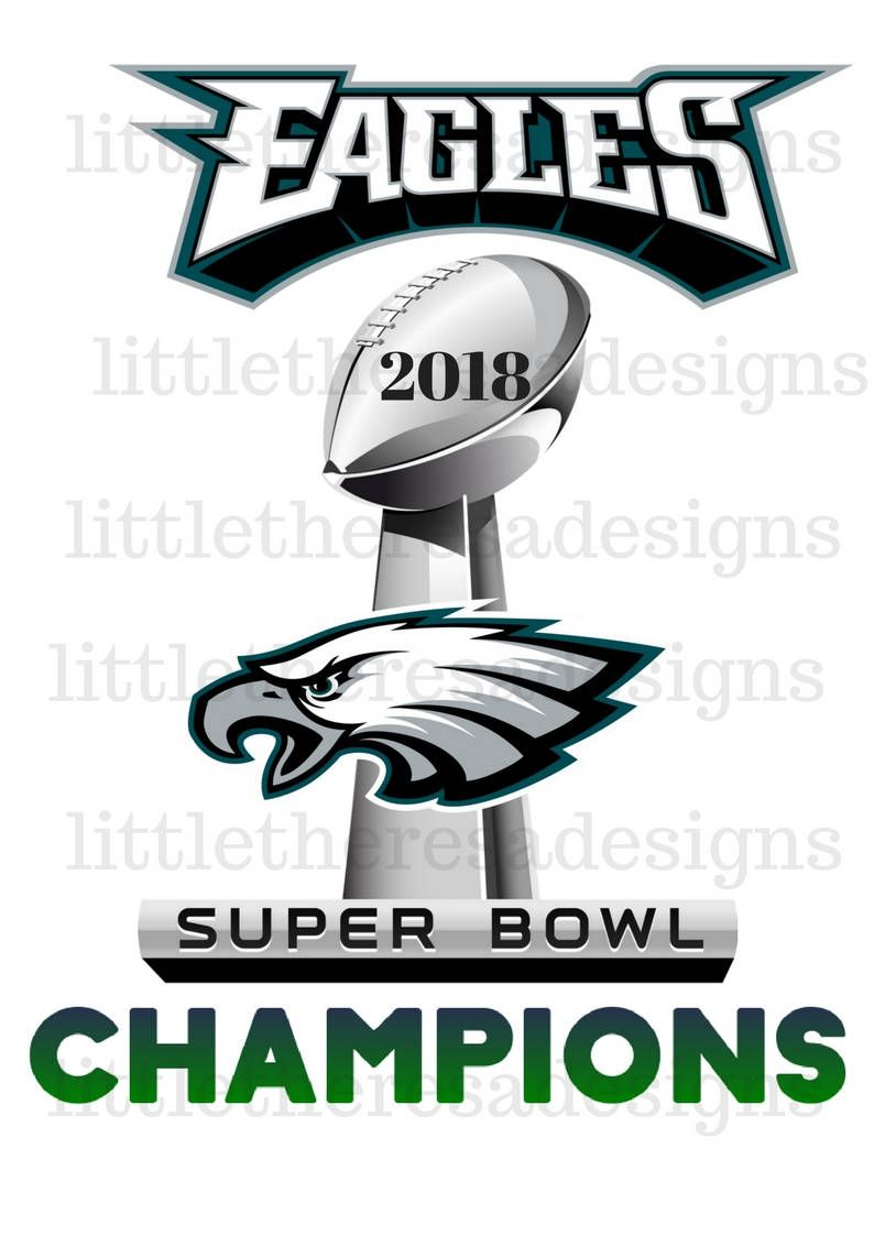 Philadelphia eagles super bowl clipart 3 » Clipart Station.
