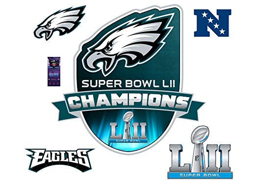 FATHEAD NFL Philadelphia Eagles.