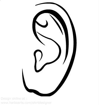 Ear Clipart.
