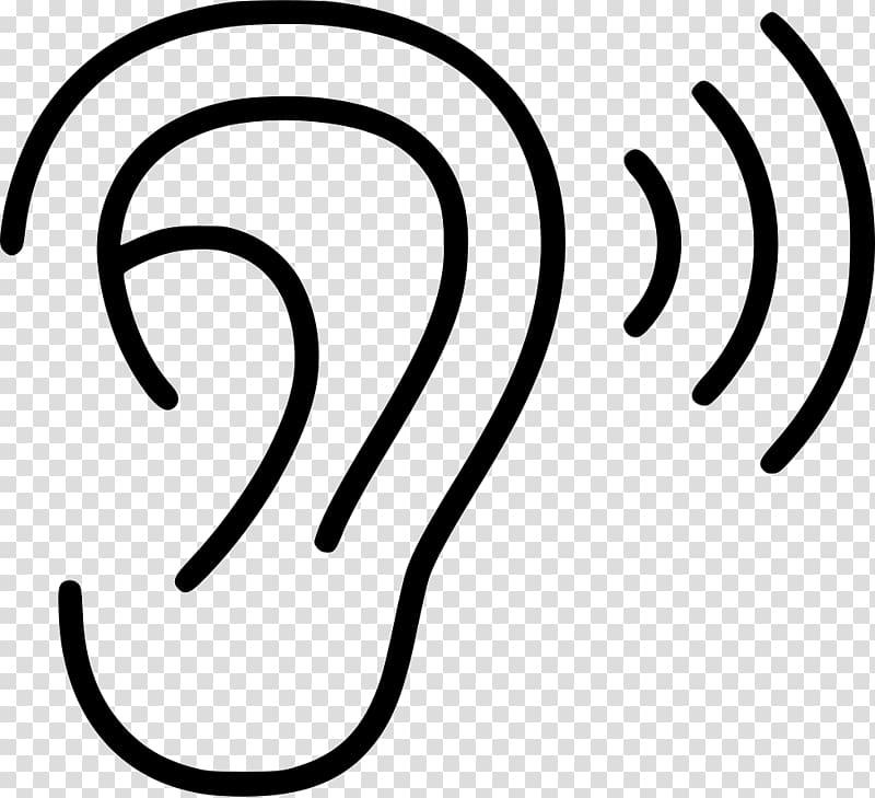 3394 Ear free clipart.