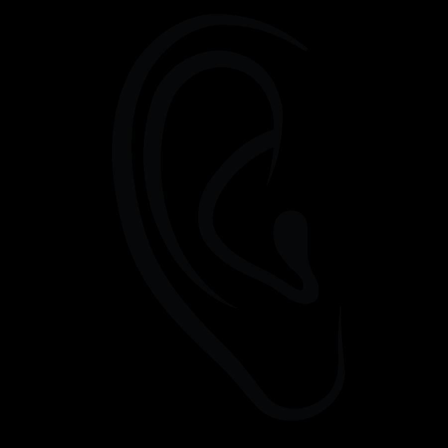 Ear canal Computer Icons Symbol Clip art.
