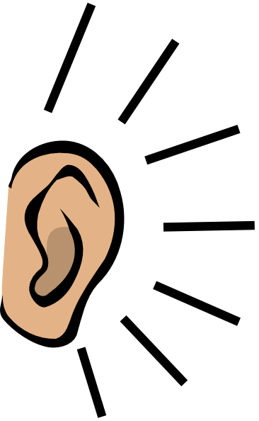 Download Free png Ear Listening Clipart Free Cl.