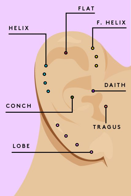 1000+ ideas about Ear Piercing Names on Pinterest.