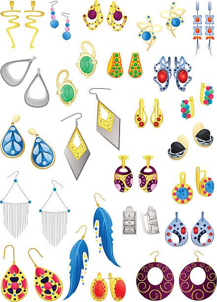 Ear Piercing Clip Art, Vector Images & Illustrations.