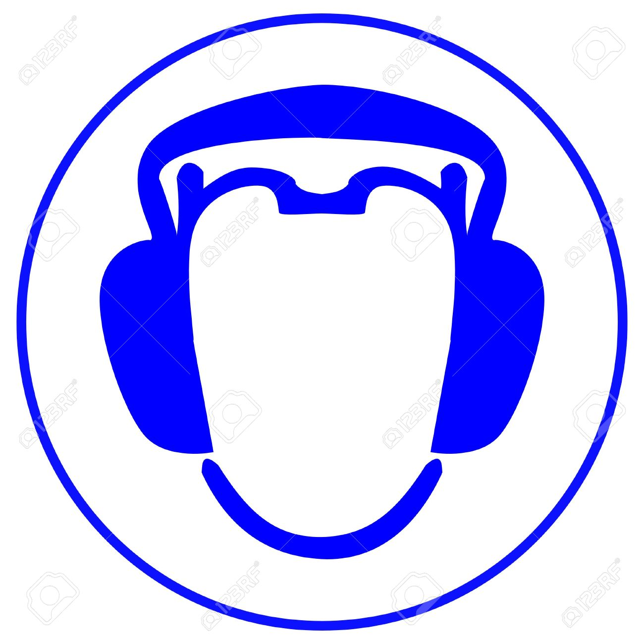 Wear Earmuffs Or Ear Plugs Royalty Free Cliparts, Vectors, And.