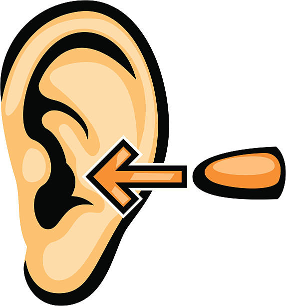 Ear Plugs Clip Art, Vector Images & Illustrations.