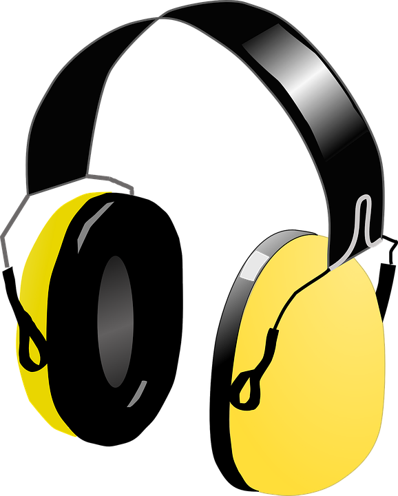 Free vector graphic: Ear Protection, Hearing Protection.