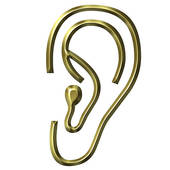 Ear Shaped Stock Illustrations.