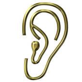 Ear Shaped Stock Illustrations.